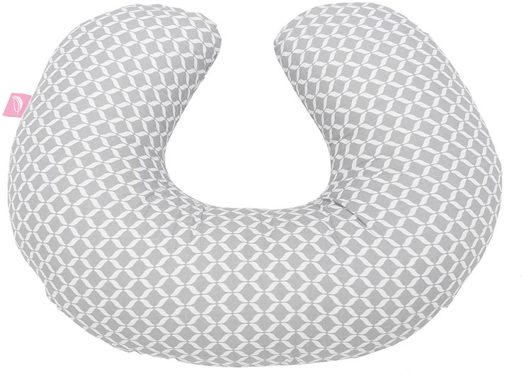Motherhood Nursing Support Pillow Classics Grey vankúš na kojenie - Brendon - 68501