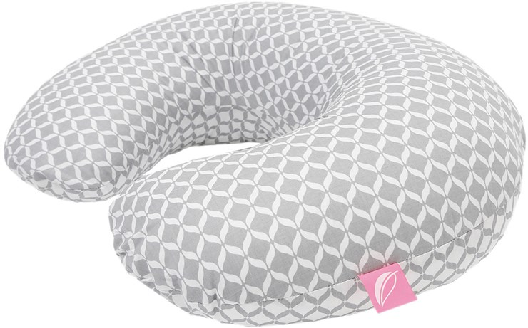 Motherhood Nursing Support Pillow Classics Grey vankúš na kojenie - Brendon - 68502