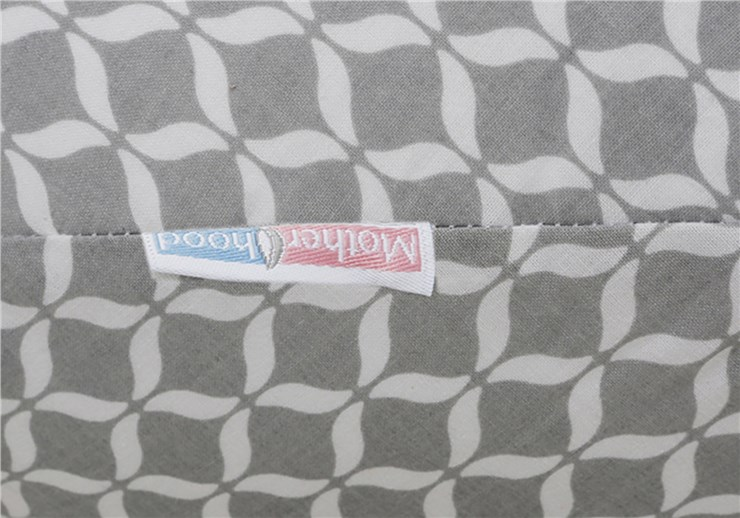Motherhood Sleepy-C Maternity Support Pillow Classics Grey vankúš na odpočívanie pre mamičky - Brendon - 68591