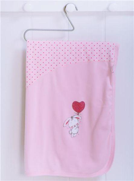 1b31a65249 Brendon Bari2/P/75*100 Pink Bunny babatakaró - Brendon - 70330 ...