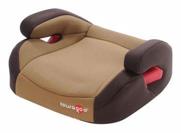 Touragoo Astro Basic Walnut Brown ülésmagasító 15-36 kg-ig - Brendon - 70438