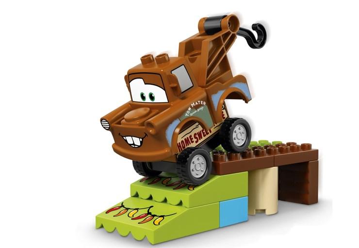 LEGO DUPLO Cars TM Mater´s Shed 10856  építőjáték - Brendon - 70878