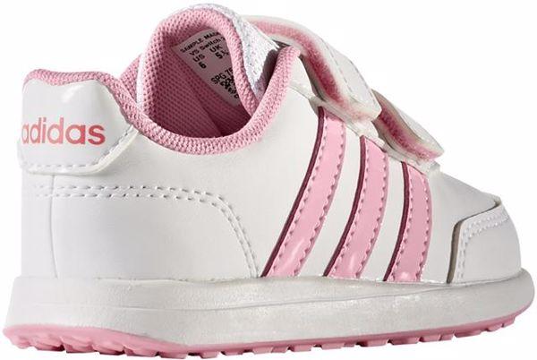 adidas BC0101 White-Pink sportcipő - Brendon - 71164