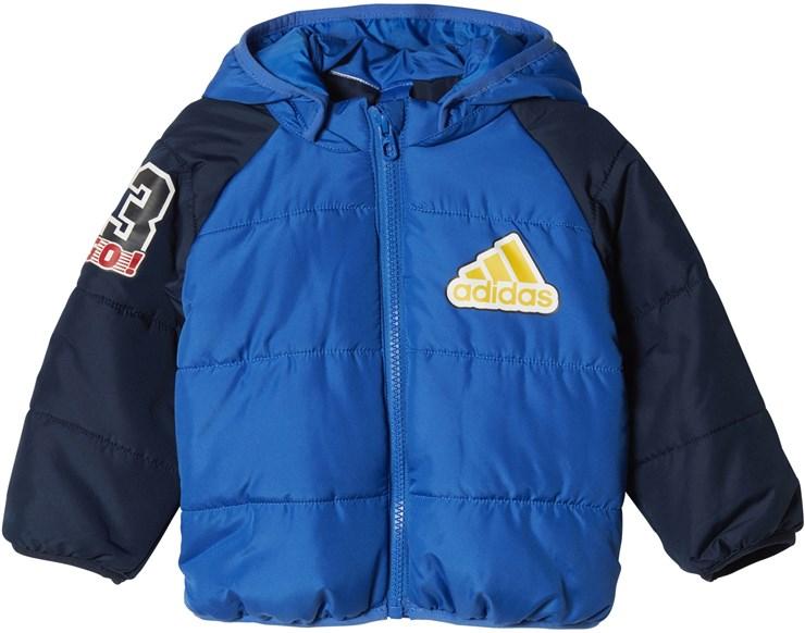 adidas CF1573 Blue-Navy kabát - Brendon - 71186
