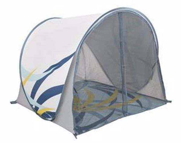 Babymoov Anti-UV Baby Tent New blue/white stan - Brendon - 71640