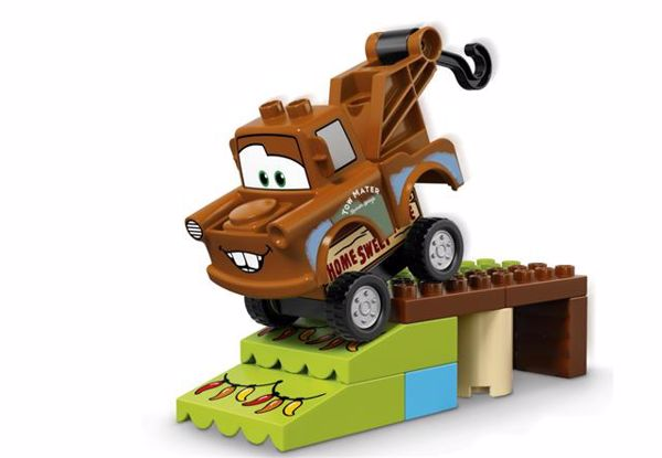 LEGO DUPLO Cars TM Mater´s Shed 10856  stavebnica - Brendon - 71878
