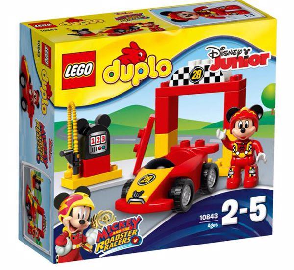 LEGO DUPLO Disney TM DUPLO Disney Mickey Racer 10843  stavebnica - Brendon - 71880