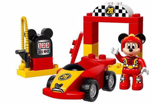 LEGO DUPLO Disney TM DUPLO Disney Mickey Racer 10843  stavebnica - Brendon - 71882