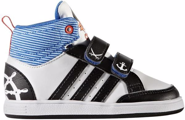 adidas CG5737 White-Black-Red športová obuv - Brendon - 72202