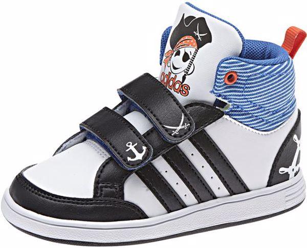 adidas CG5737 White-Black-Red športová obuv - Brendon - 72203