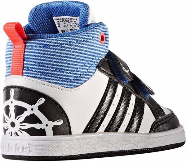 adidas CG5737 White-Black-Red športová obuv - Brendon - 72205