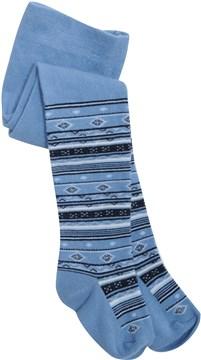 Brendon 90737 1 Middle Blue Patt harisnya - Brendon - 73357