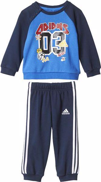 adidas CE9545 Blue-Navy jogging - Brendon - 73685