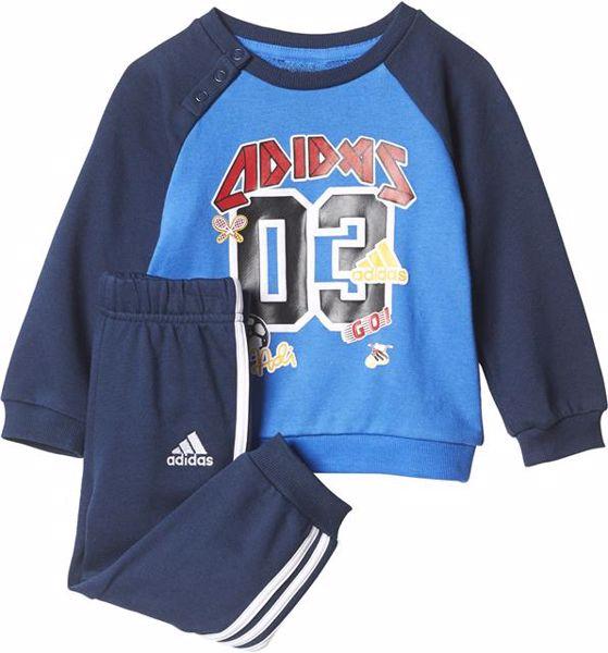 adidas CE9545 Blue-Navy jogging - Brendon - 73686