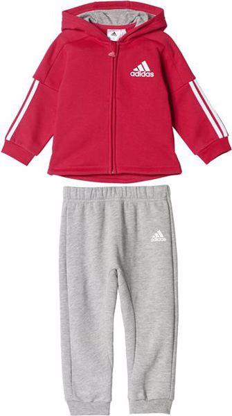 adidas CE9673 Berry-Grey jogging - Brendon - 73691