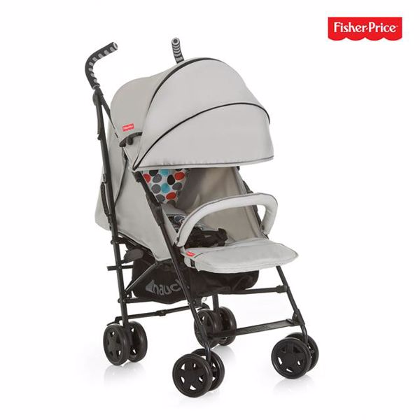 Fisher-Price Palma Plus Gumball grey babakocsi - Brendon - 74192