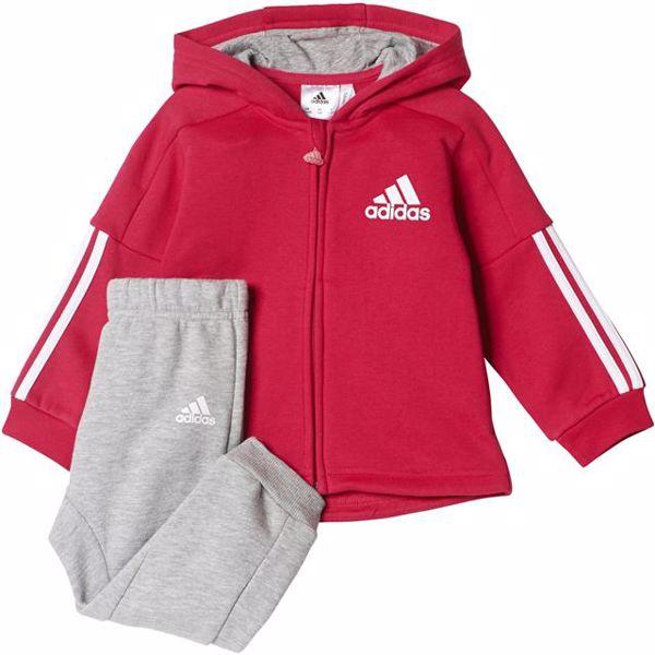 adidas CE9673 Berry-Grey jogging - Brendon - 74692