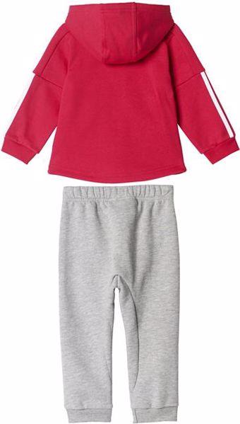 adidas CE9673 Berry-Grey jogging - Brendon - 74693