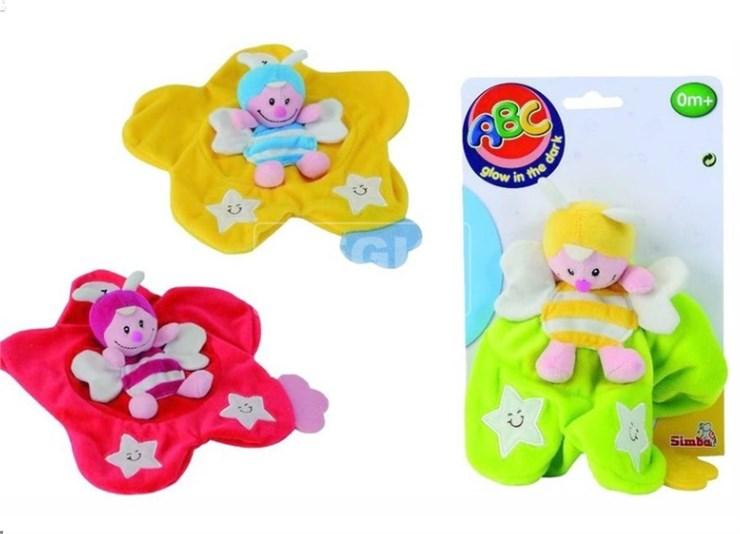 ABC GID Cuddle Friend Mixed colors szundikendő - Brendon - 76516