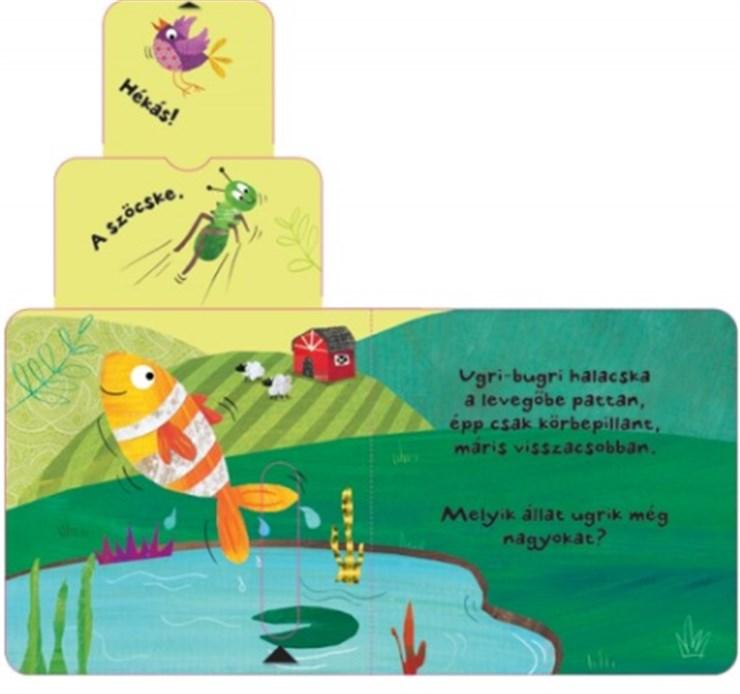Babilon Húzd és mondd! Vízparti móka  gyerekkönyv - Brendon - 76639