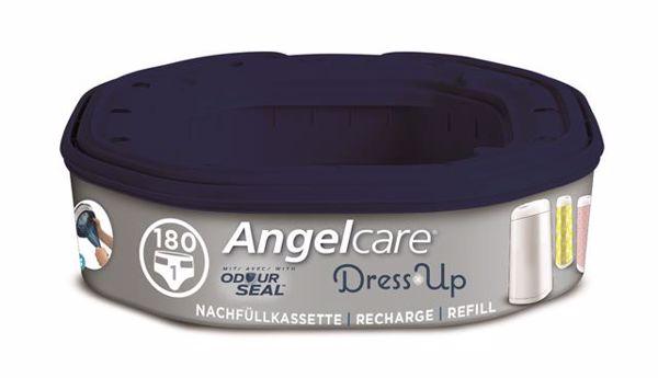 Angelcare Dress-Up 1 Square  pelenkatartó vödör utántöltő - Brendon - 76817