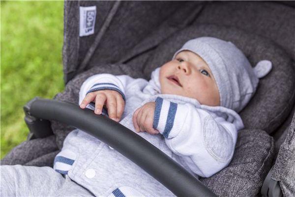 ABC Design Comfort Seat Liner Walnut babakocsi betét - Brendon - 79497