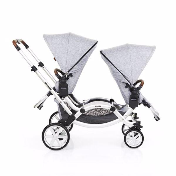 ABC Design Zoom Graphite Grey babakocsi - Brendon - 79502