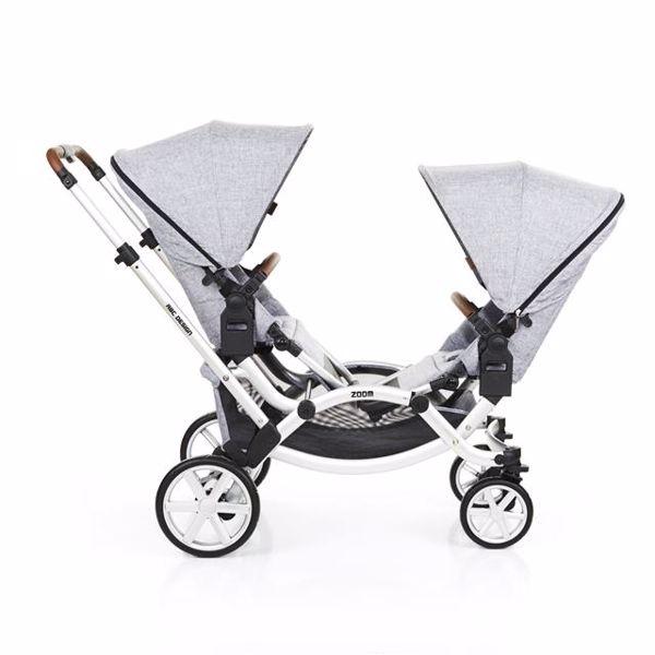 ABC Design Zoom Graphite Grey babakocsi - Brendon - 79503