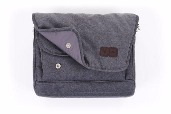 ABC Design Fashion Walnut pelenkázótáska - Brendon - 79776