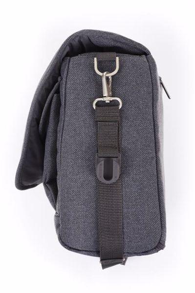 ABC Design Fashion Walnut pelenkázótáska - Brendon - 79777