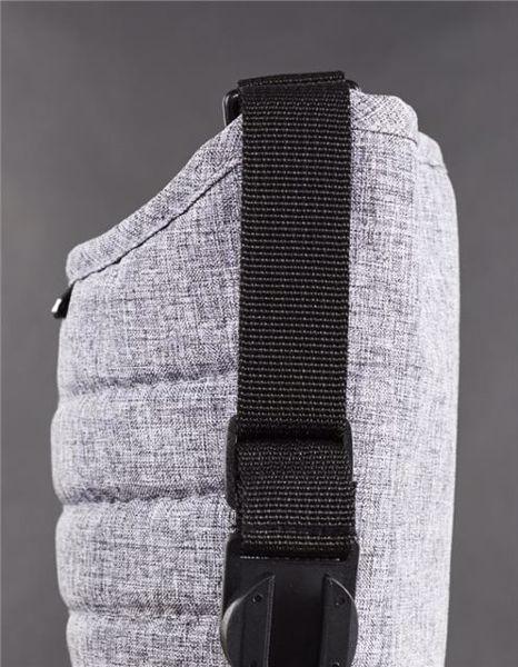 ABC Design Organizer Graphite Grey pelenkázótáska - Brendon - 79850