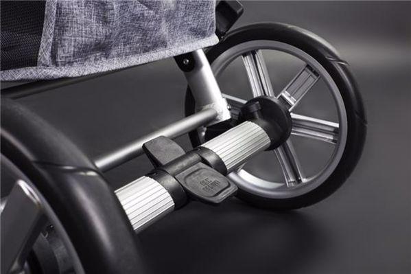 ABC Design Zoom Graphite Grey babakocsi - Brendon - 79953