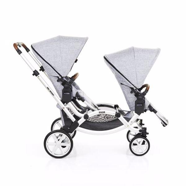 ABC Design Zoom Graphite Grey detský kočík - Brendon - 80500