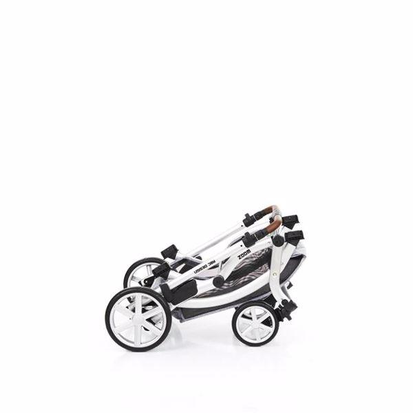 ABC Design Zoom Graphite Grey detský kočík - Brendon - 80517