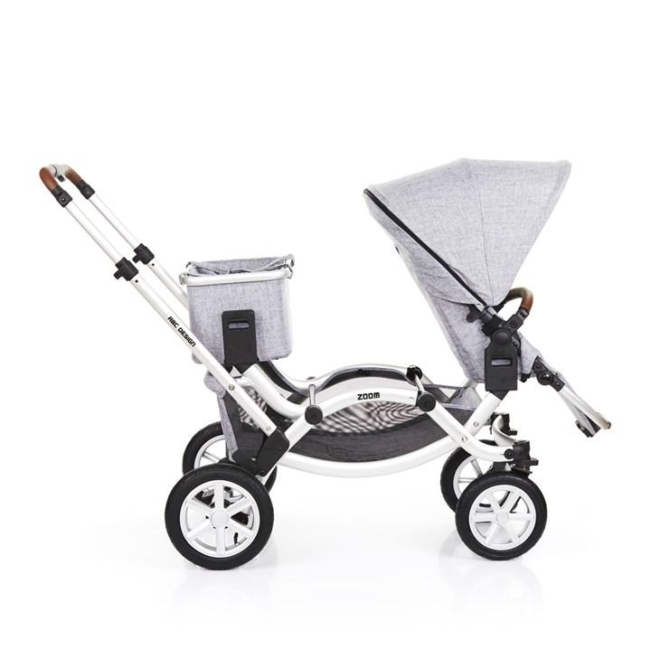 ABC Design Zoom Shopping Basket Graphite Grey nákupný košík - Brendon - 80648