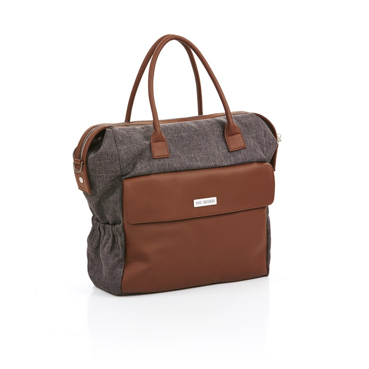 ABC Design Jetset Walnut taška na plienky - Brendon - 80702