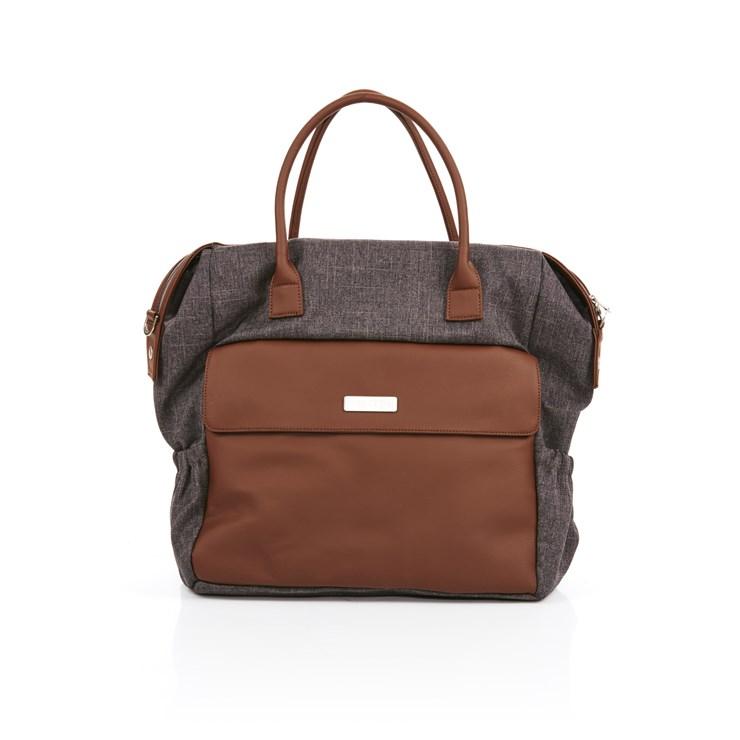 ABC Design Jetset Walnut taška na plienky - Brendon - 80703