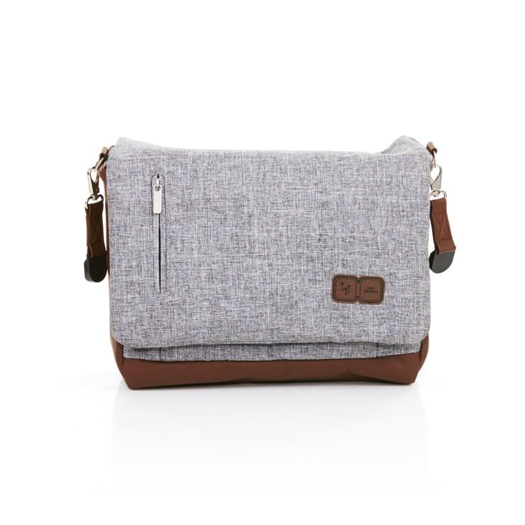 ABC Design Urban Graphite Grey taška na plienky - Brendon - 80750