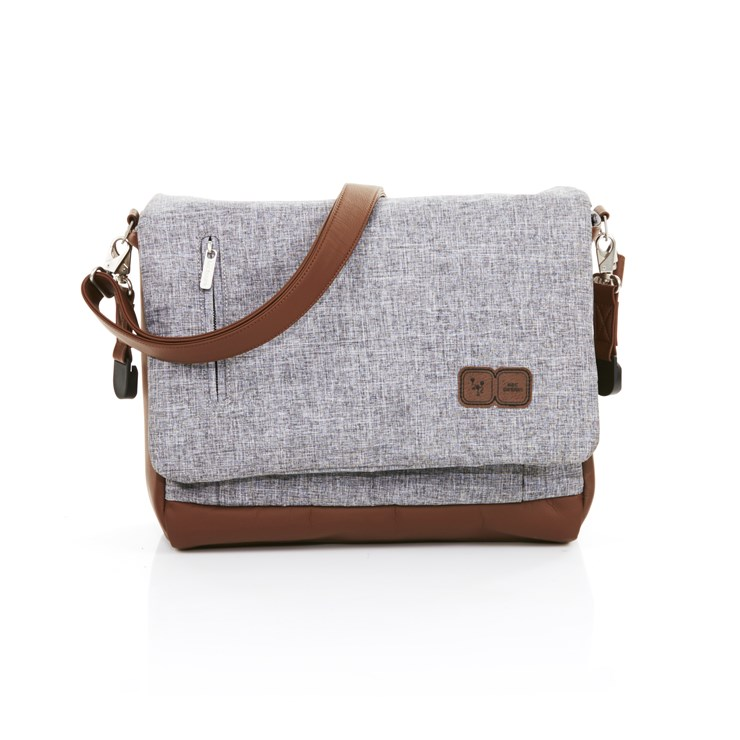 ABC Design Urban Graphite Grey taška na plienky - Brendon - 80751