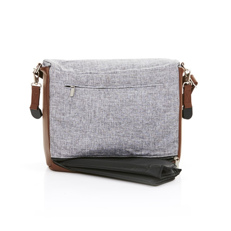 ABC Design Urban Graphite Grey taška na plienky - Brendon - 80752