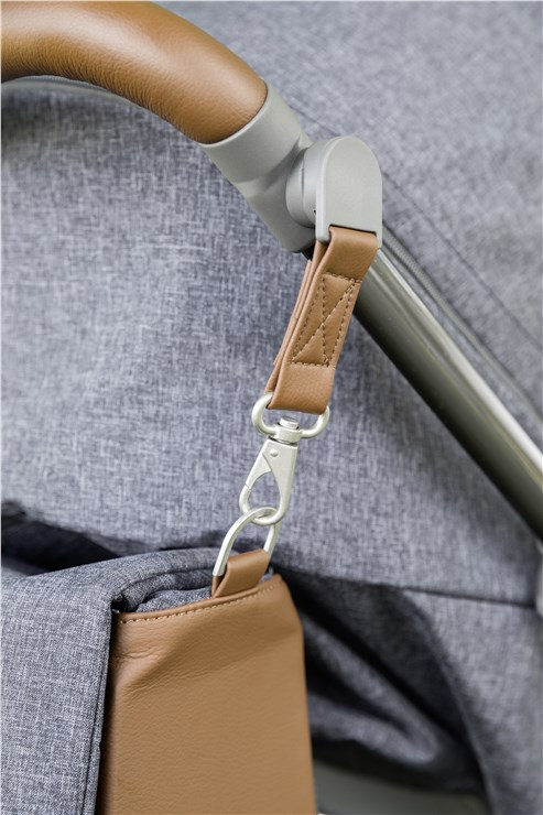 ABC Design Urban Graphite Grey taška na plienky - Brendon - 80774