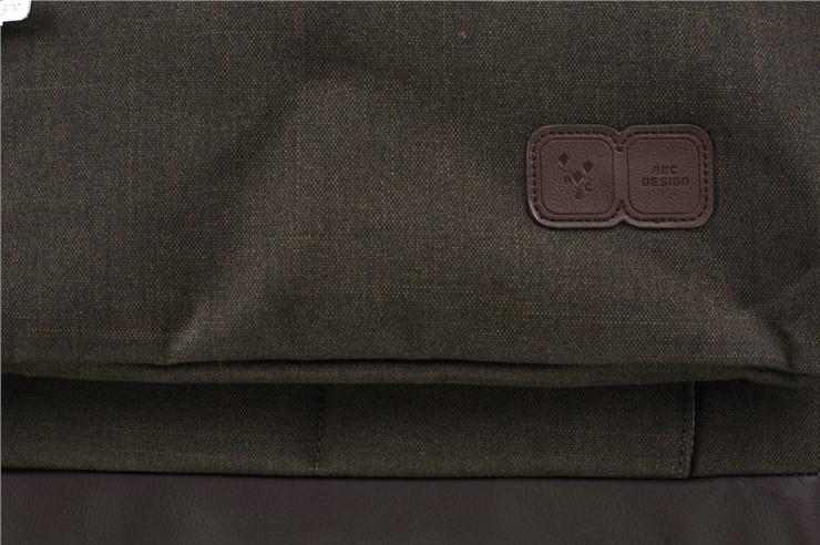 ABC Design Urban Graphite Grey taška na plienky - Brendon - 80807