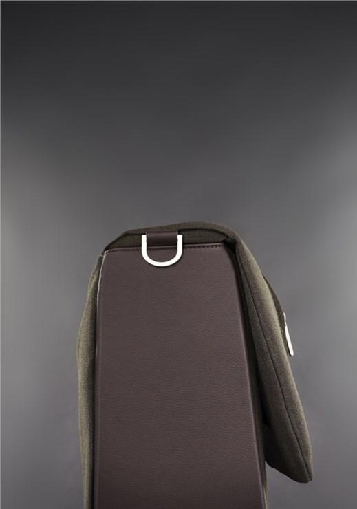 ABC Design Urban Graphite Grey taška na plienky - Brendon - 80808