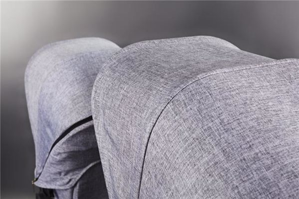 ABC Design Zoom Graphite Grey detský kočík - Brendon - 80954