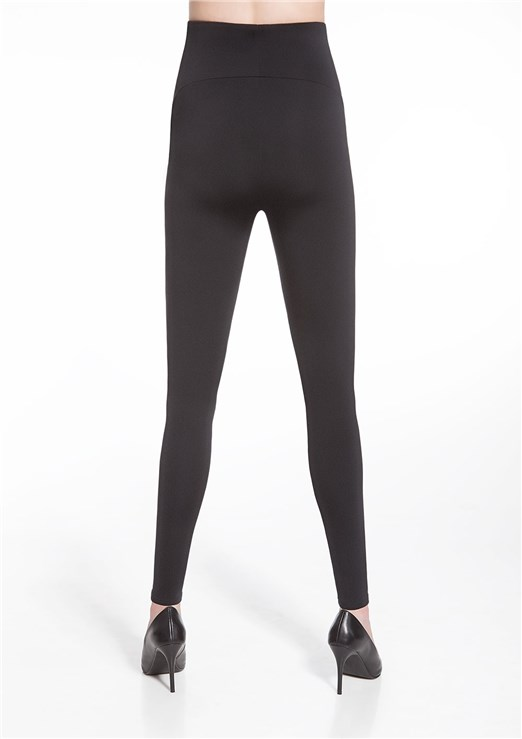 Bes Bleu Anabel Black legging - Brendon - 82577