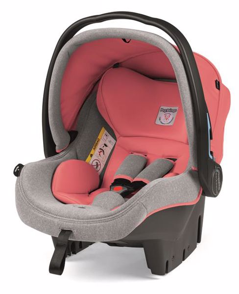 ... Peg Perego Book 51 Completo Modular Pop Up S+Elite C Breeze Coral-Jet a2f527c628