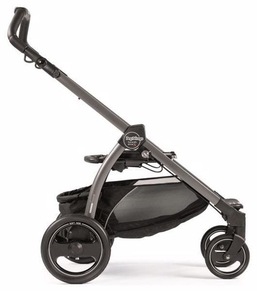 Peg Perego Book S Completo Modular Pop Up S+Elite C Breeze Blue-Jet babakocsi - Brendon - 82945