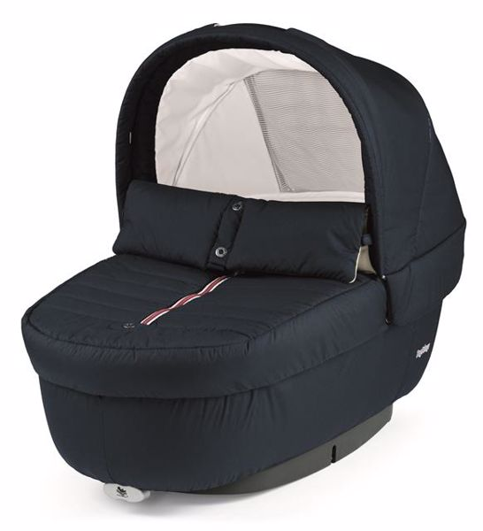 Peg Perego Book S Completo Modular Pop Up S+Elite C Breeze Blue-Jet babakocsi - Brendon - 82947