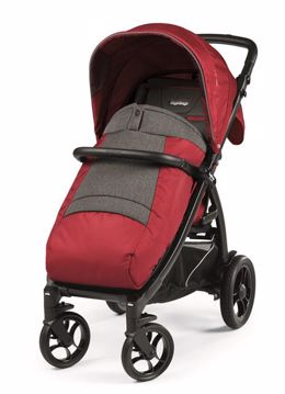 Peg Perego Booklet 50 S Vibes Red babakocsi - Brendon - 83069