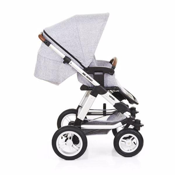 ABC Design Viper 4 Graphite Grey 2018 detský kočík - Brendon - 83318
